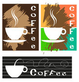 Good coffee — Stock Vector