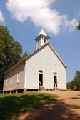 Smoky Mountains Methodist church — Stock Photo