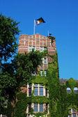 University of Michigan Union tower — Stock Photo