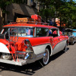 Постер, плакат: 1957 Buick Callabro 4 door wagon
