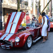 Stock Photo: 1966 Tribute Shelby AC Cobra
