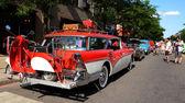 1957 buick callabro 4 kapı vagon — Stok fotoğraf