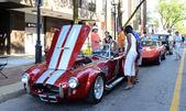 1966 Tribute Shelby AC Cobra — Stock Photo