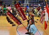 Ann Arbor Pow Wow — Stock Photo