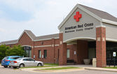 American Red Cross Washtenaw County Chapter — Stock Photo