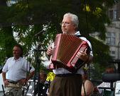Peter Sadkhin at SummerDance Chicago 2013 — Stock Photo