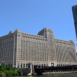 Stock Photo: Merchandise Mart Building in Chicago