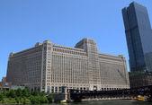 Merchandise Mart Building in Chicago — Stock Photo