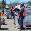 E-recycling event, Ann Arbor. MI — Stock Photo #47731611