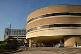University of Michigan hospital 2014 — Stock Photo