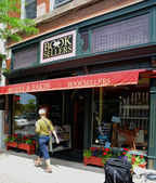 McLean & Eakin Booksellers in Petoskey, MI — Stock Photo