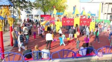 Playground — Stock Video #12298005
