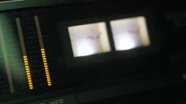 Audio Mixer — Stock Video