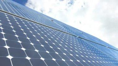 Solar panel — Wideo stockowe
