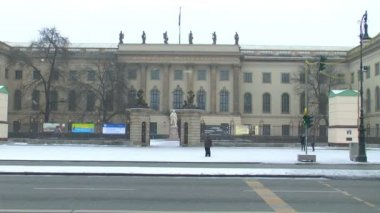 Humboldt University — Stock Video