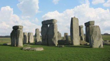Stonehenge monument. — Stock Video