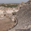 Side amphitheater — Stok Video #12588809
