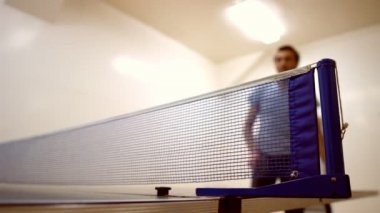 Ping Pong — Stock Video