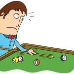Billiard time — Stock Photo #25176239