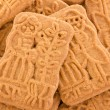 Closeup of some speculoos — Stock Photo #14829107