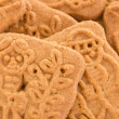 Closeup of some speculoos — Stock Photo #14829207