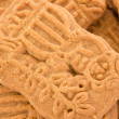 Closeup of some speculoos — Stock Photo #14829209