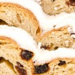 Closeup of a stollen — Stock Photo #14829251