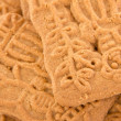 Closeup of some speculoos — Stock Photo #14829339