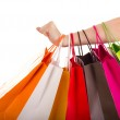 Shopping bags — Stock Photo #16197225