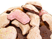 Some gingerbreads — Stock Photo