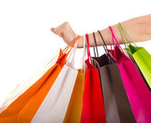 Shopping bags — Foto Stock