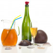 How about a fruity drink? — Stock Photo