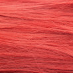 zdravé a krásné červené vlasy — Stock fotografie