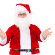 Santa Claus welcomes all nice children — Stock Photo #37573317