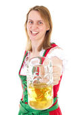 Let us clink our glasses at next Oktoberfest — Stock Photo