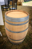 Old barrel — Stockfoto