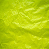 Vinheta de fundo de papel amassado verde — Foto Stock