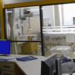 Stock Photo: Hospital ICU (Intensive Care Unit) room is ready to accept pat