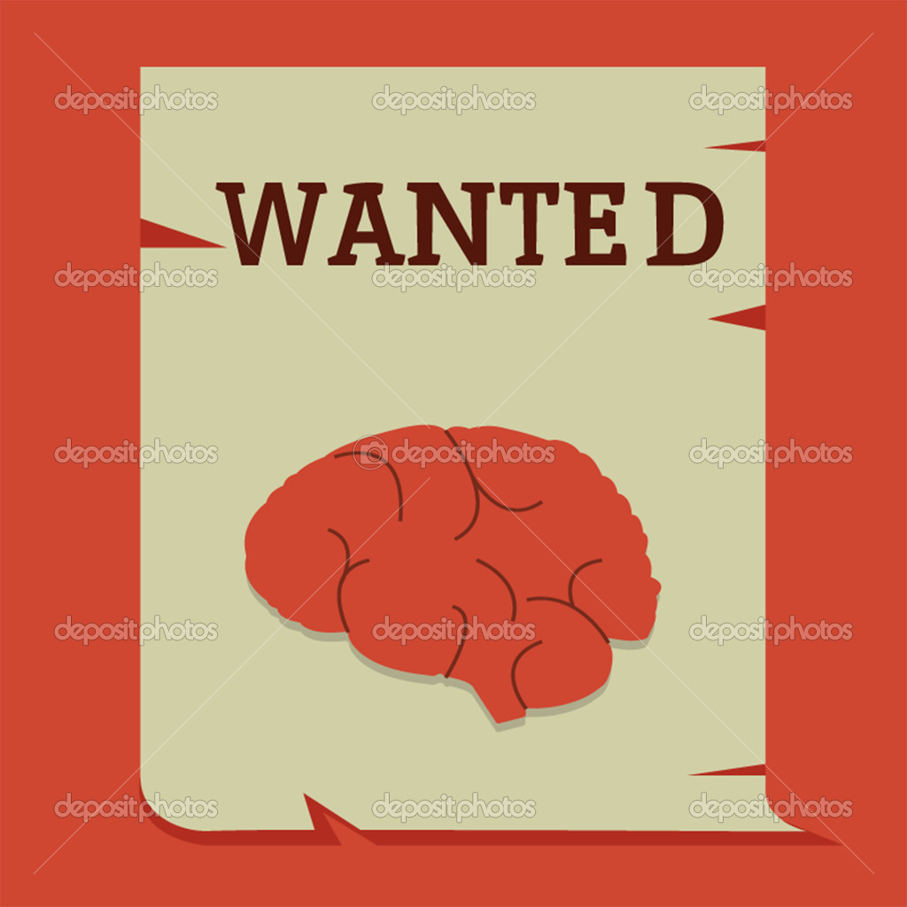depositphotos_43149641-stock-illustration-brain-on-wanted-paper-business