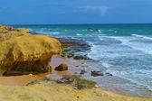 Beautiful Beach in Portugal — Stock Photo