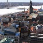 Riga City - the Capital of Latvia — Stock Photo