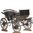 Cossack cart — Stock Photo #12269060