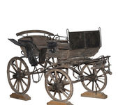 Cossack cart — Stock Photo