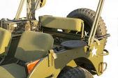 Американские военные «джип» (модель 1940 года — Стоковое фото