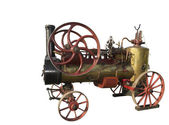 The French steam-engine of 1928 of release — Stock Photo