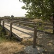 The Tanais-Roman bridge — Stock Photo