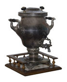 Small samovar — Stock Photo