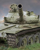 The dead tank — Stock Photo