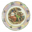 "Stock Photo: Plate from teservice ""Madonna"""