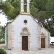 Church in Hanya, the island of Crete, Greece — Stock Photo